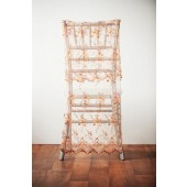 Peach Fiore Chairback