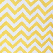 Chevron in Yellow