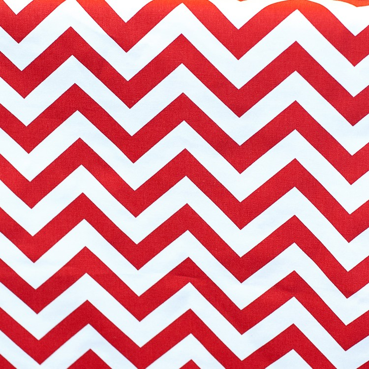 Chevron in Red