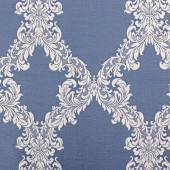 Foxtrot in Wedgewood Blue