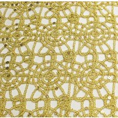 Gold Love Netting